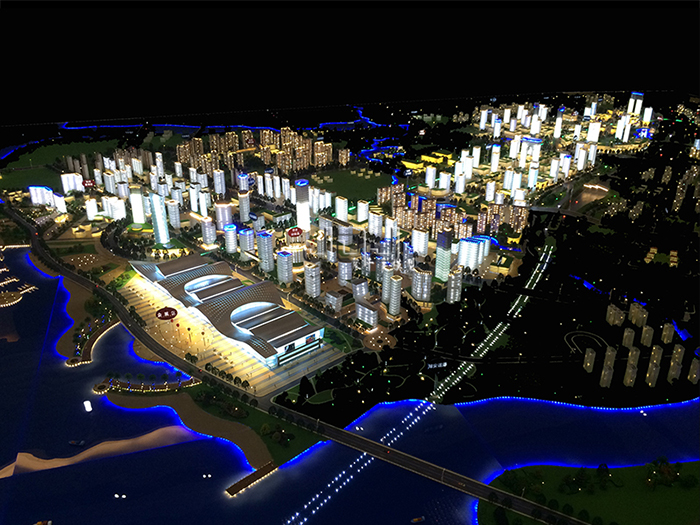 Xiamen Xiang'an District Planning 1:450